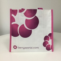 Promotional Flower Bag front