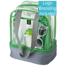 Clear PVC Lunch Bags