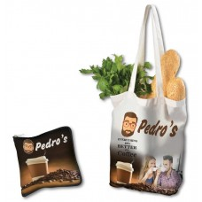 Compact Reusable Tote Bags Branded