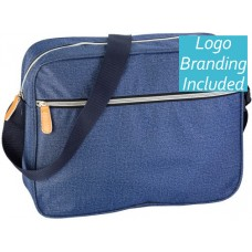 Denim Satchel Laptop Bags