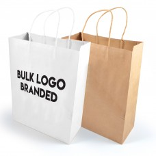 Express Paper Gift Bags Custom Branded
