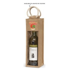 Siphia jute wine carrier