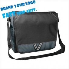 Large Logo Printed Messenger Bags