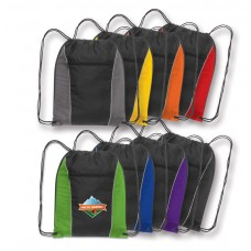 Powel backpacks with Drawstring