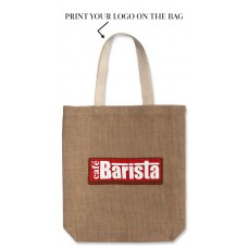 Promotional Jute Tote Bag (med)