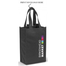 Wine tote for two