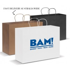 XL Custom Printed Paper bags