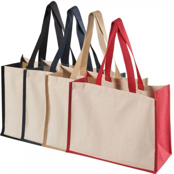 Practical Canvas Totes