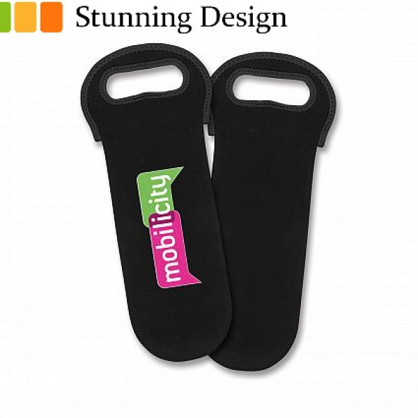 Wine chilling bags