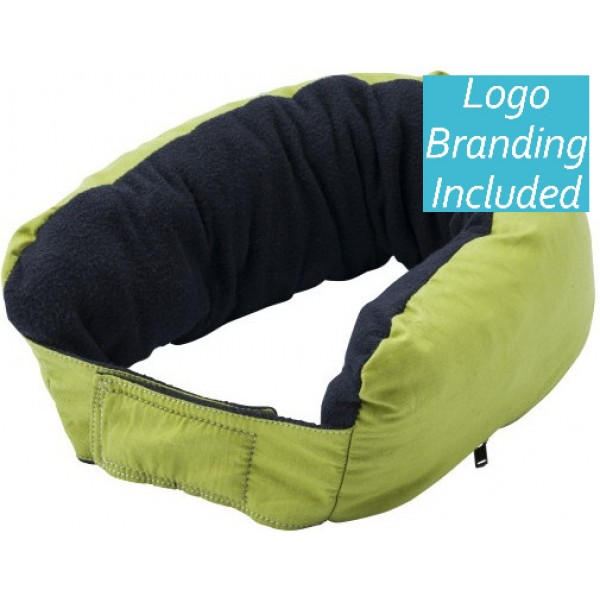 Zipped Neck Pillows