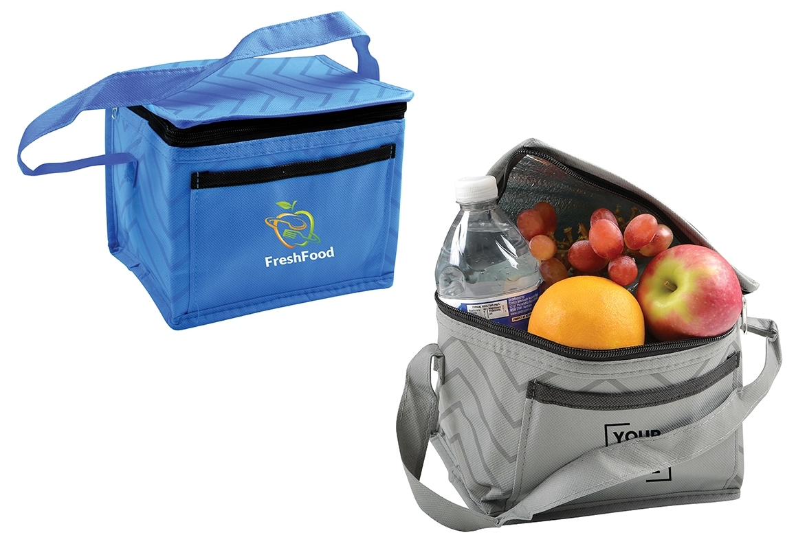 Two Lunch Cooler Bags