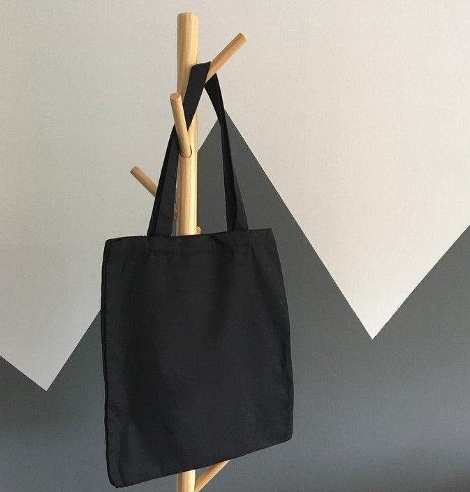 Promotional Cotton Bag Black